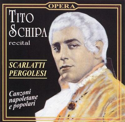 Tito Schipa: Recital