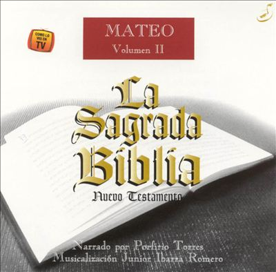 Sagrada Biblia: San Mateo, Vol. 2