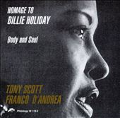 Homage to Billie Holiday: Body & Soul