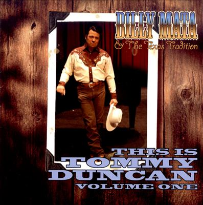 This Is Tommy Duncan, Vol. 1