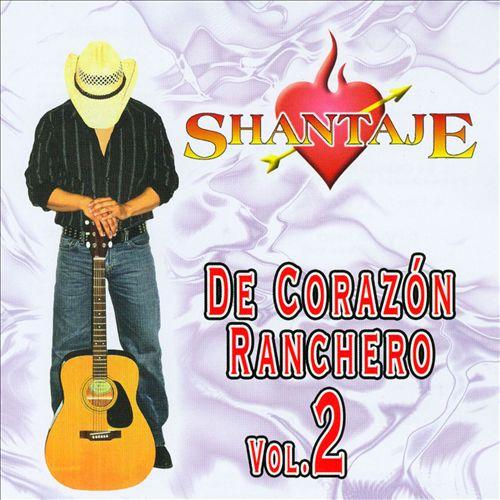 De Corazón Ranchero, Vol. 2