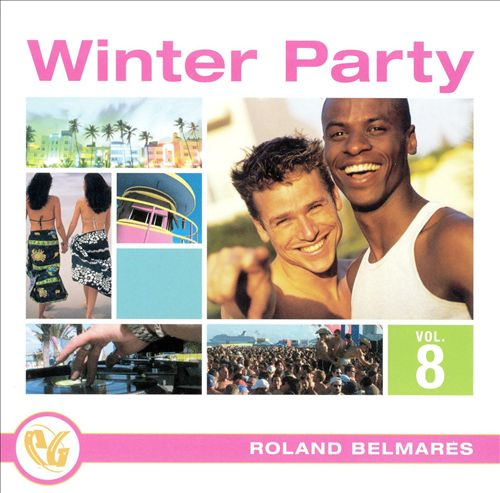Party Groove: Winter Party, Vol. 8