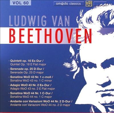 Beethoven: Complete Works, Vol. 60