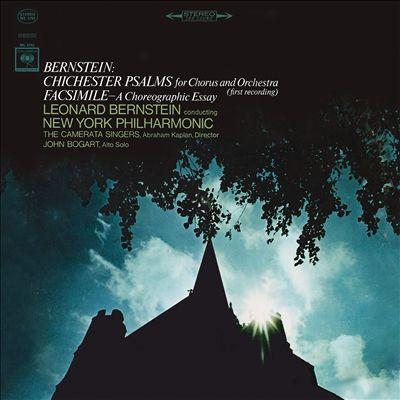 Bernstein: Chichester Psalms; Facsimile