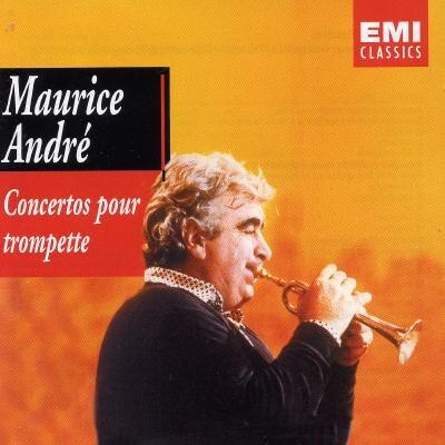 Maurice André: Trumpet Concertos [United Kingdom]