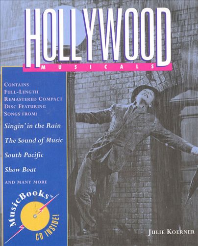 Hollywood Musicals [Book & CD]