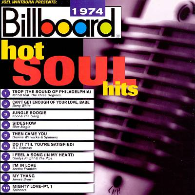 Billboard Hot Soul Hits: 1974
