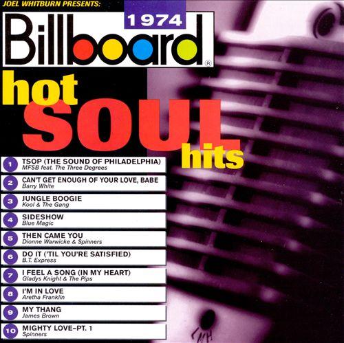 Billboard Hot Soul Hits: 1974