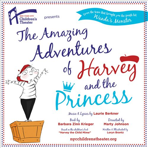 The Amazing Adventures of Harvey and the Princess
