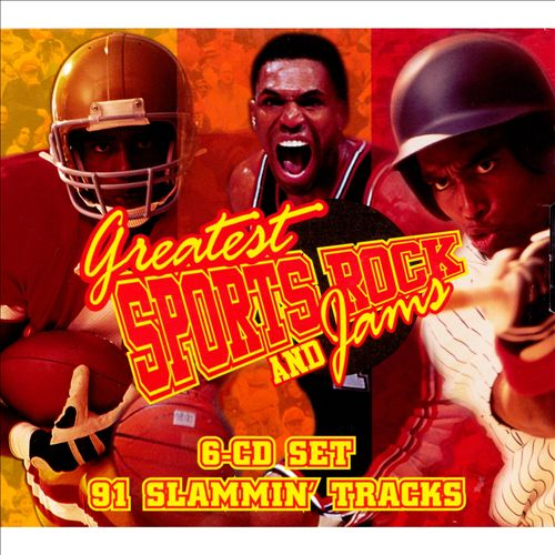 Greatest Sports Rock and Jams [Box]