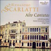 Alessandro Scarlatti: Alto Cantatas
