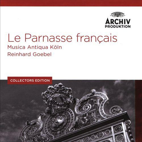 Le Parnasse Français [Archiv Produktion]