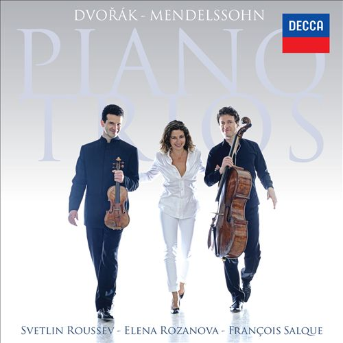 Dvorák, Mendelssohn: Piano Trios