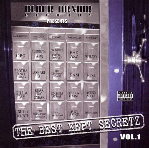 The Best Kept Secretz, Vol. 1