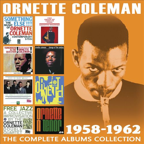 The Complete Albums Collection 1958-1962