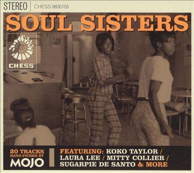 Mojo Chess Soul Sisters