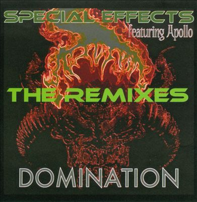 The Domination Remixes