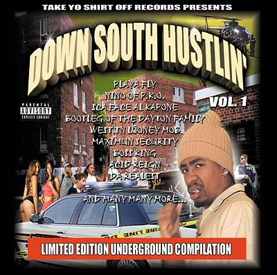 Down South Hustlin', Vol. 1