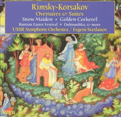 Rimsky-Korsakov: Overtures & Suites