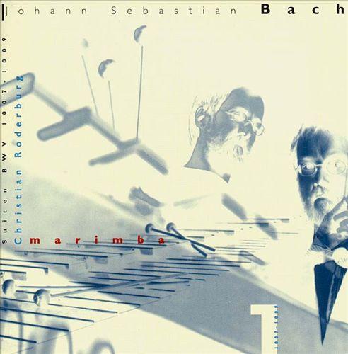 Bach: Suites, BWV 1007-1009
