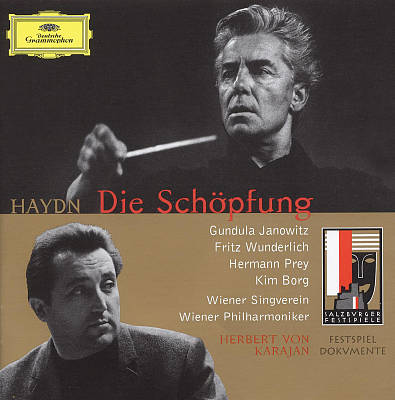 Joseph Haydn: Die Schöpfung [1965 Recording]