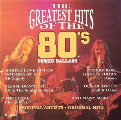 The Greatest Hits of the '80s, Vol. 5