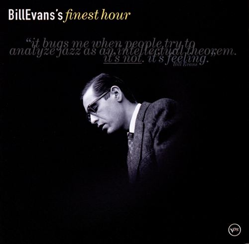 Bill Evans's Finest Hour