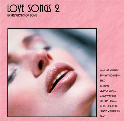 Love Songs 2: Expressions of Love