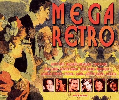 Mega Retro