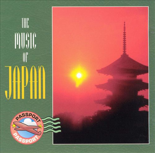 Music of Japan [Passport]