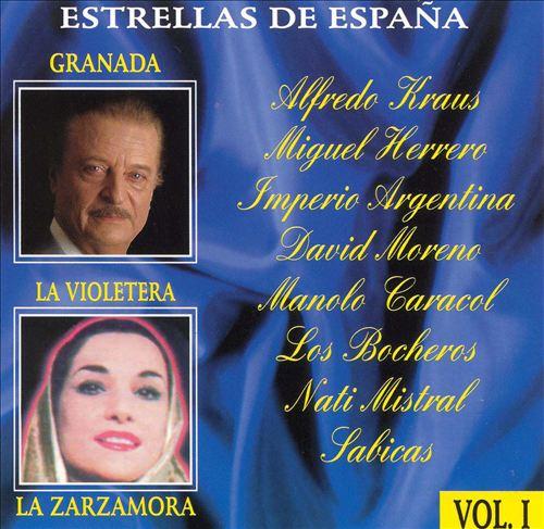 Estrellas de Espana [Orfeon]