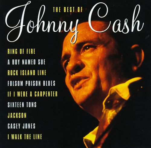 Best of Johnny Cash [Castle]