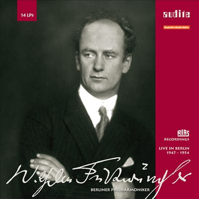 Wilhelm Furtwängler: RIAS Recordings with the Berlin Philharmonic