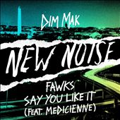 Say You Like It [feat. Medicienne]