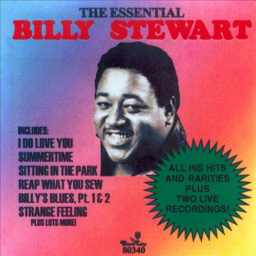 The Essential Billy Stewart