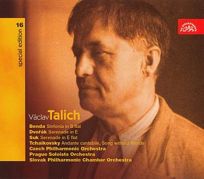 Václav Talich Special Edition, Vol. 16