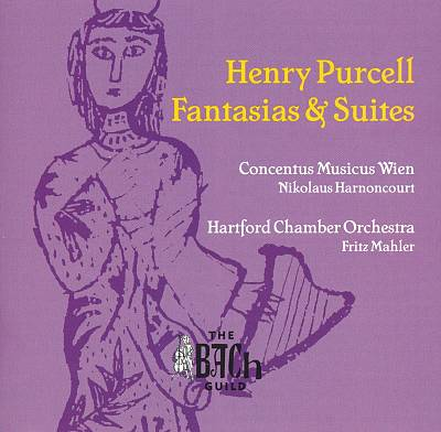 Henry Purcell: Fantasias & Suites