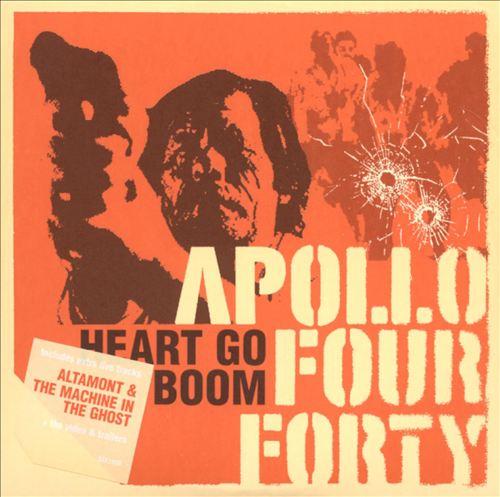 Heart Go Boom [Sony #1]