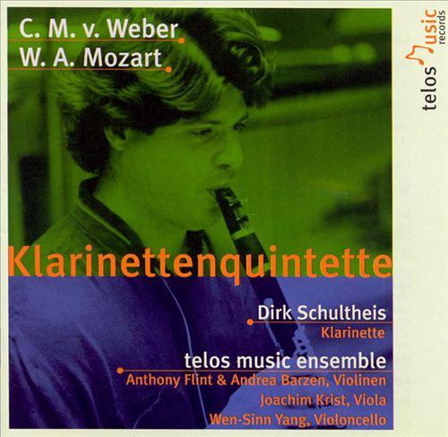 Weber/Mozart: Klarinettenquintette
