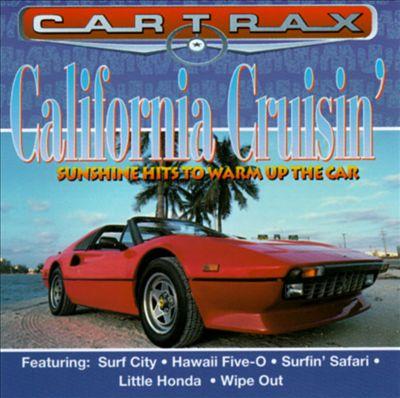 Car Trax: California Cruisin