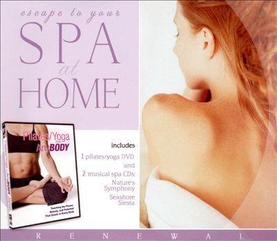 Escape to Your Spa at Home: Nature's Symphony/Seashore D/DVD]