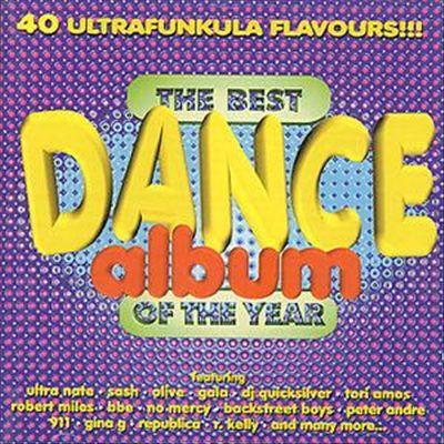 Best Dance Album of the Year [#1]