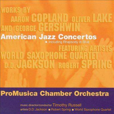 American Jazz Concertos