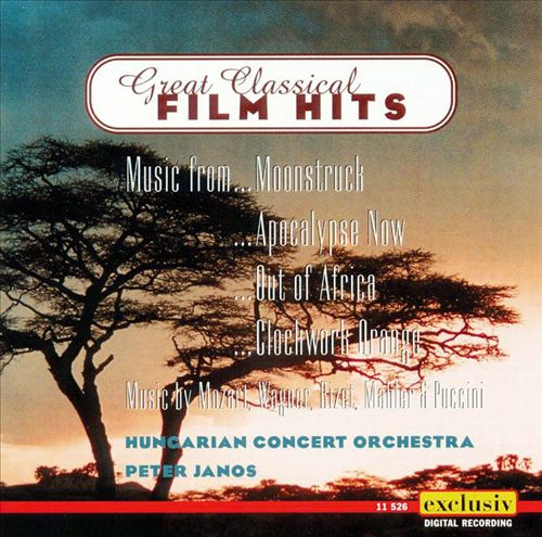 Great Classical Film Hits