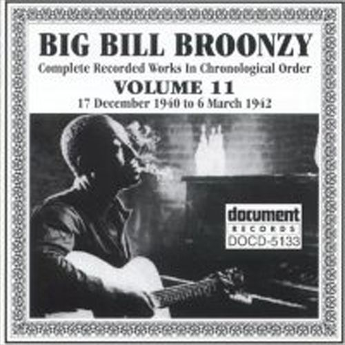 Complete Recorded Works, Vol. 11 (1940-1942)
