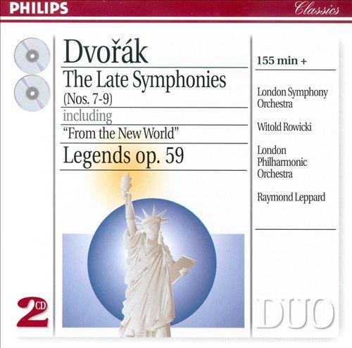 Dvorák: The Late Symphonies