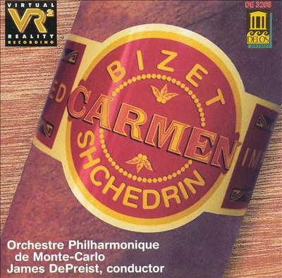 Bizet-Shchedrin: Carmen