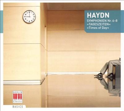 "Haydn: Symphonien Nr. 6-8 ""Tageszeiten""(""Times of Day"")"