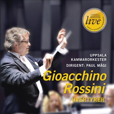 Giocchino Rossini: Uvertyrer