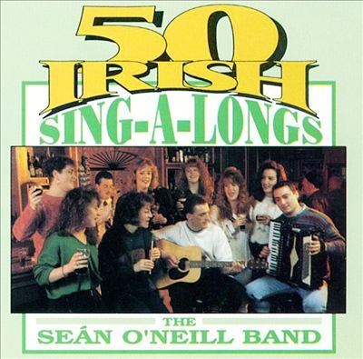50 Favourite Irish Pub Songs